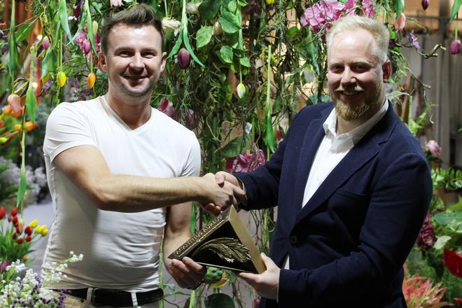 Nagroda Acanthus Aureus  dla Bomm