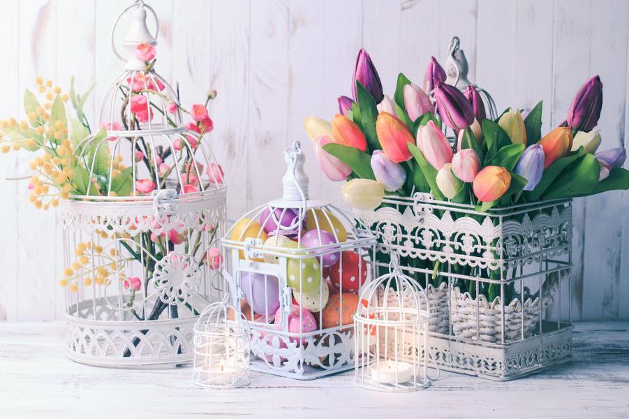5 modnych dekoracji na Wielkanoc 2020