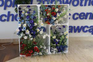 Zobacz więcej o: Kolejna florystyczna aranżacja pracowni dekoratorskiej Bomm