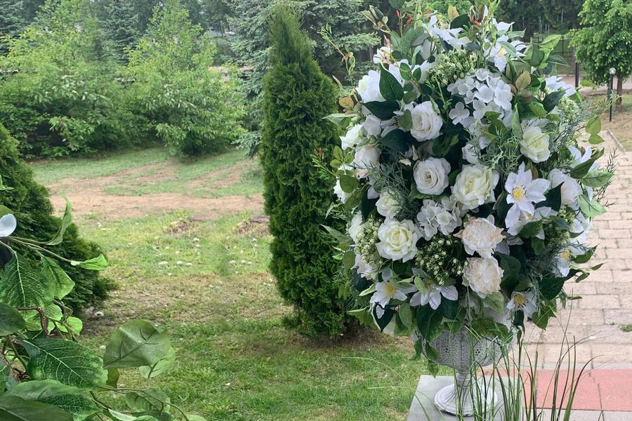 Naturalnie upiększamy to, co najpiękniejsze - ślubne dekoracje od Bomm