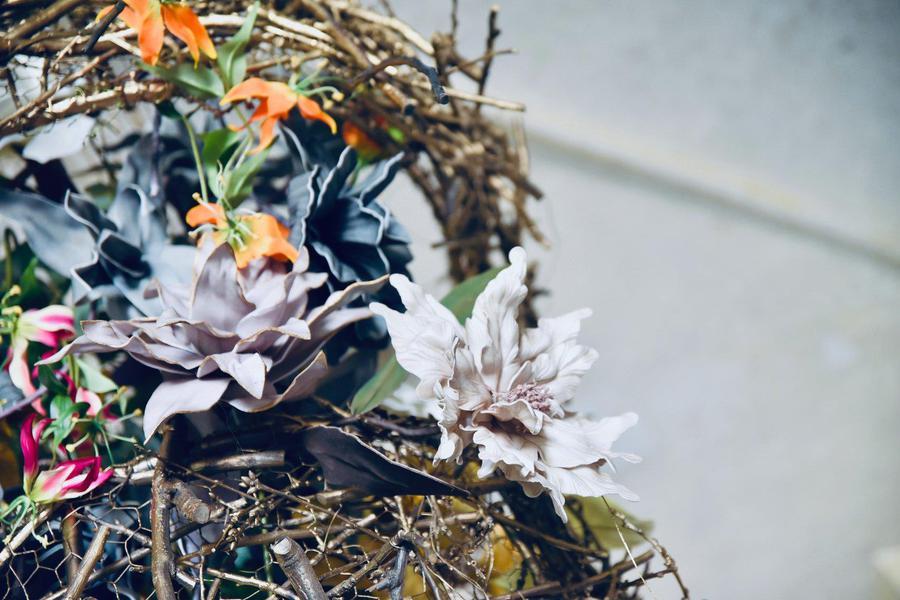 Nowe kwiaty z pianki dekoracyjnej zawitały do salonu sprzedaży Bomm