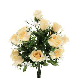 Róża - bukiet sztuczny (U163)