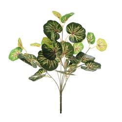 Sztuczna begonia - bukiet liści (L217)