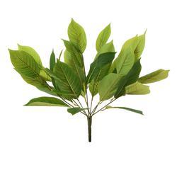 Rozłożysty sztuczny bukiet liściasty (R196)