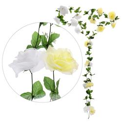 Róża - girlanda (B023)