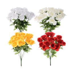 Róża - bukiet x12 53 cm (U059)