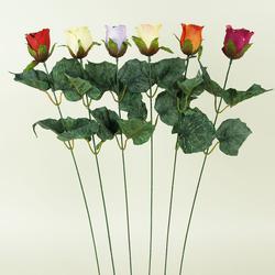 Róża w pąku - gałązka (K741)