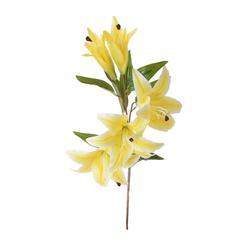 Lilia - gałązka gumowana 97 cm (GK132)