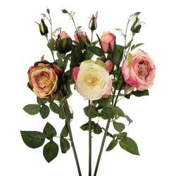 Róża - gałązka kwiatowa (GK261)