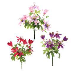 Passiflora - bukiet x7 40 cm (U049)