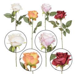 róża pojedyczna - gałązka (K186)