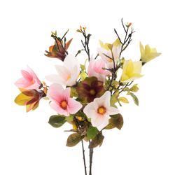 Magnolia - gałązka gumowa (GK251)