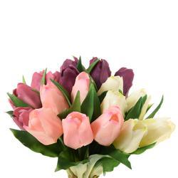 Tulipany francuskie - bukiet gumowy (U260)