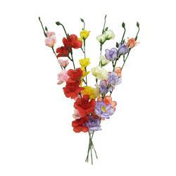 Róża - gałązki x6 40 cm (K672)