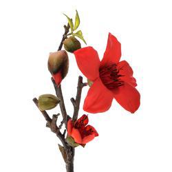 Magnolia - gałązka gumowana (GK007)