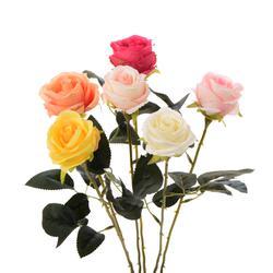Róża - gałązka sztuczna (K048)