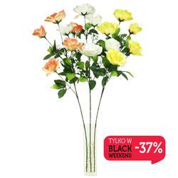 Róża - gałązka x5 (K212)