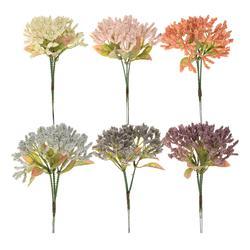 Bukiecik roślinny pastelowy (U207)