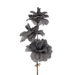 Gałązka dekoracyjna z pianki - średnica 20 cm (K020)