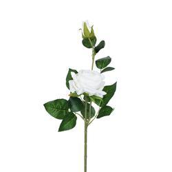 Róża - gałazka welwetowa 55 cm (K213)