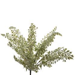 Bukiet zielony oszroniony (U087)