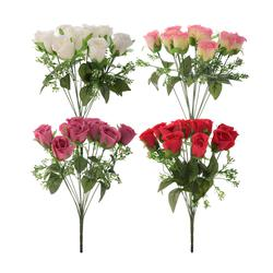 Róża - bukiet 38 cm (U113)