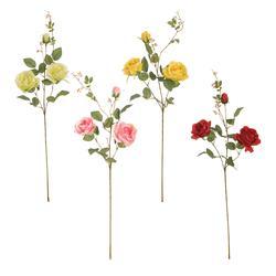 Róża - gałązka satynowa (K139)
