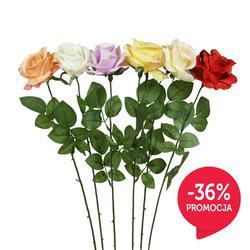 Róża rozwinięta - gałązka (K278)
