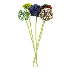 Sztuczny kwiat cebuli - łodyga (L030)