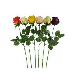 Róża - gałązka (K272)