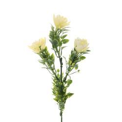 Gałązka zielona z kwiatami (L280)