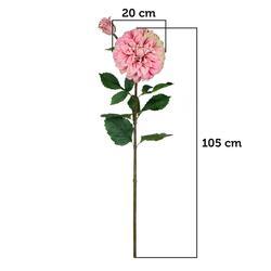 Dalia gumowa - gałązka 105 cm (GK110)