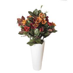 Wysoka kompozycja z magnolii (NN814)