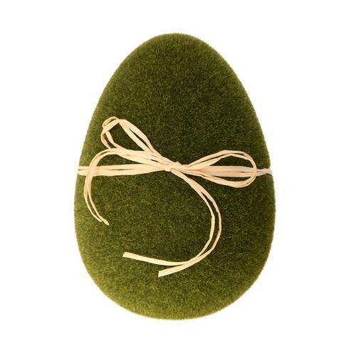 flokowane jajo