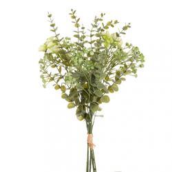 Sztuczny eukaliptus - bukiet gumowy (U084)