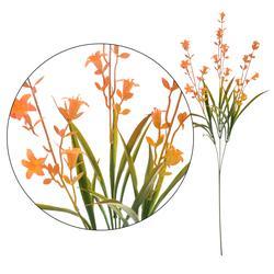 Gałazka dekoracyjna z kwiatkami 75 cm (L066)