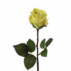Róża - gumowana gałązka (K217)