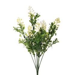 Bukiet kwitnący na biało (R159)