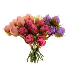 Bukiet sztucznych kwiatów (U246)