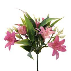 Pik z kwiatami i liśćmi (DK044)