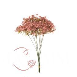Gałązka ozdobna z drobnymi kwiatuszkami (L004)