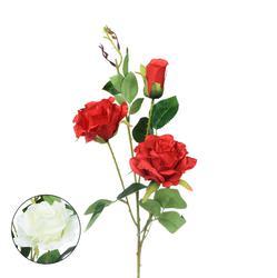 Róża - gałązka 78 cm (K338)