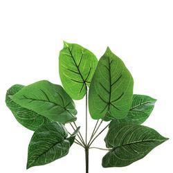 Sztuczny bukiet liściasty z wyraźnymi żyłkami (R190)