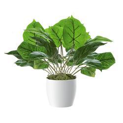 Bukiet liściasty z żyłkami 37 cm (R190)