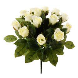 Róża w pąku - bukiet z rosą (U329)