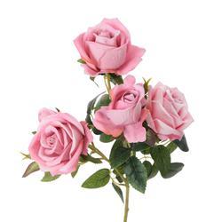 Róża - gałązka welwetowa (K457)