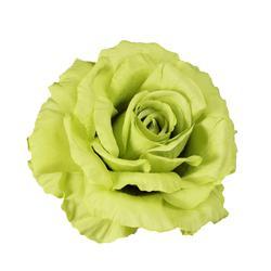 Sztuczna róża rozwinięta (W703)