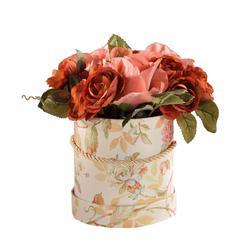 Filigranowa róża - flowerbox (NN203)