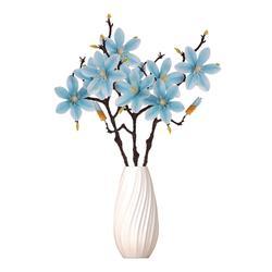 Magnolia - gałązka soft touch (GK914)