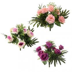 Róża - bukiet 40 cm (U160)